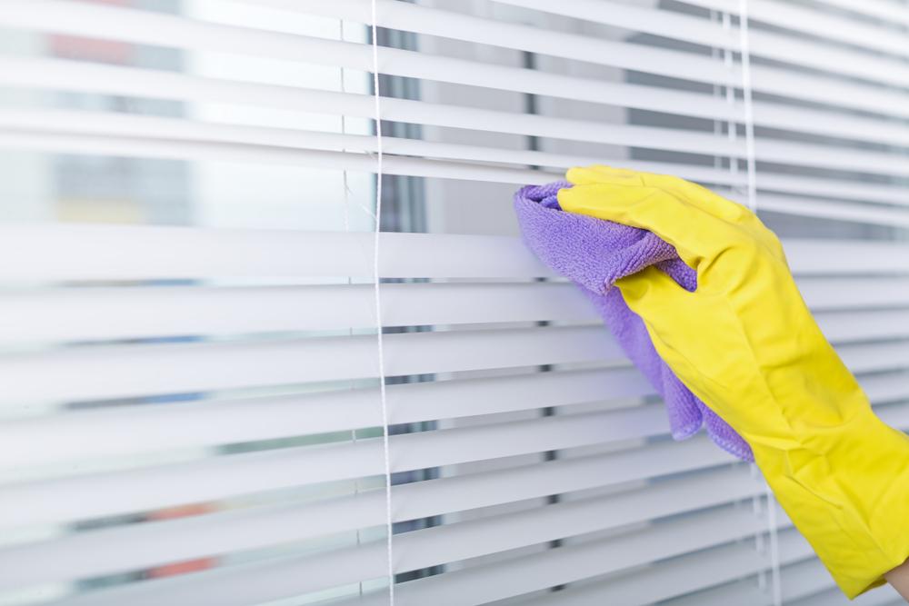 How To Clean Metal Venetian Blinds