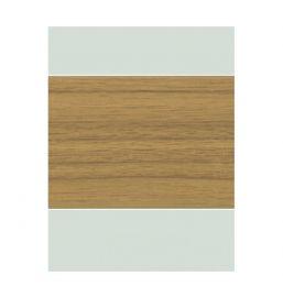 Faux Wood Rustic Oak 50mm