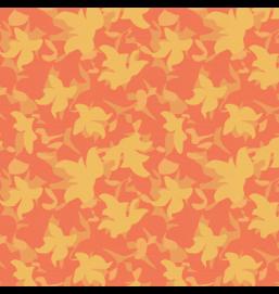 Velux 4568 B/O Vegetal Pattern