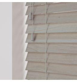 Wooden Venetian Acacia 25mm