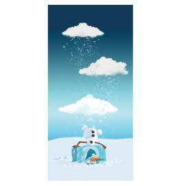 Velux 4658 B/O Frozen Olaf