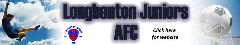 Longbenton Juniors AFC Sponsorship